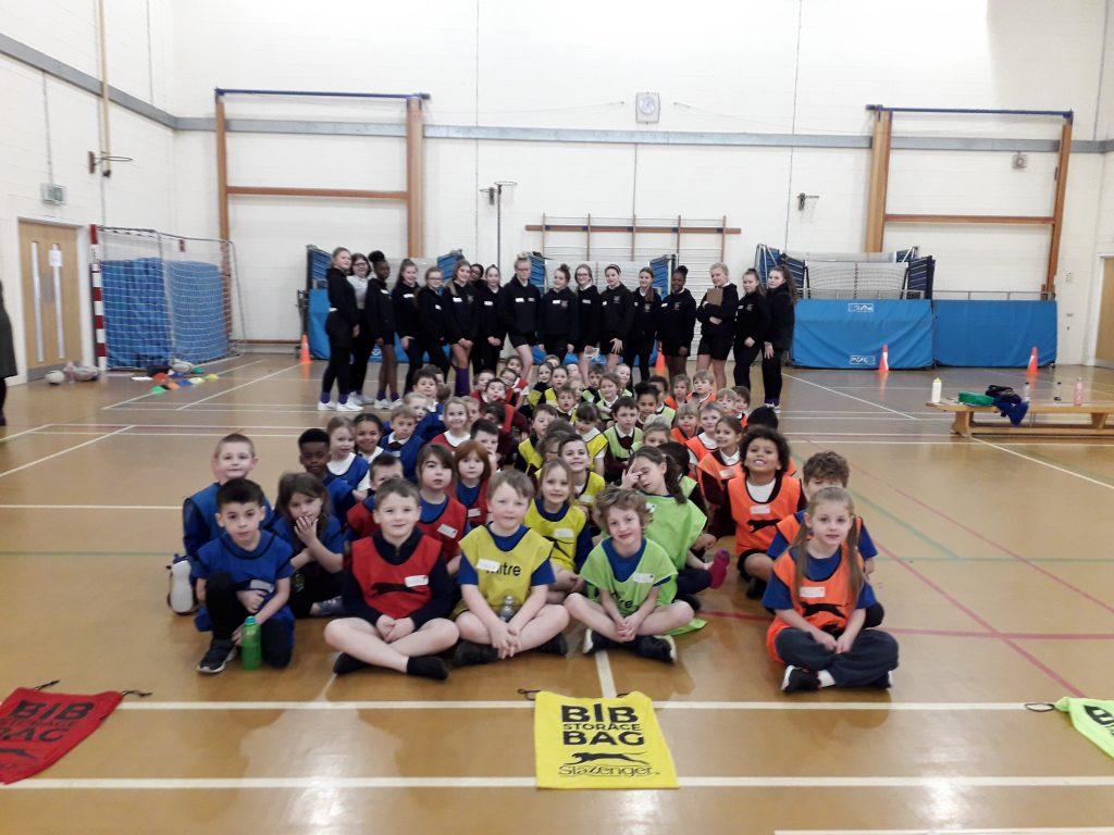 LIFE Education Trust Year 2 Games Skills Festival